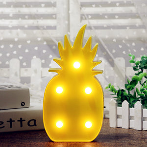 Cheapest and Best Reviews for 3D LED Table Decoration Lamp Pineapple at trendingvip.com