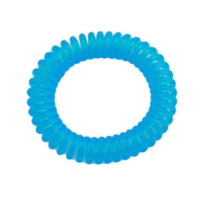 Cheapest and Best Reviews for 10 Mosquitoes Repellent Bracelets transparent blue at trendingvip.com