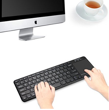 Cheapest and Best Reviews for Wireless Mini Touch Keyboard  at trendingvip.com