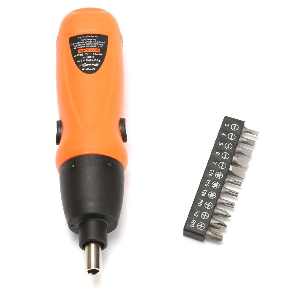 Cheapest and Best Reviews for Cordless Screwdriver Drill Tool Orange at trendingvip.com