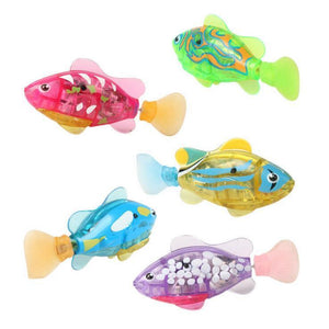 Amazing LED Fish Toys For Pets/Kids fish, kid, kids, Kids & Baby, pet, pets, Recommended, toy Trending Vip