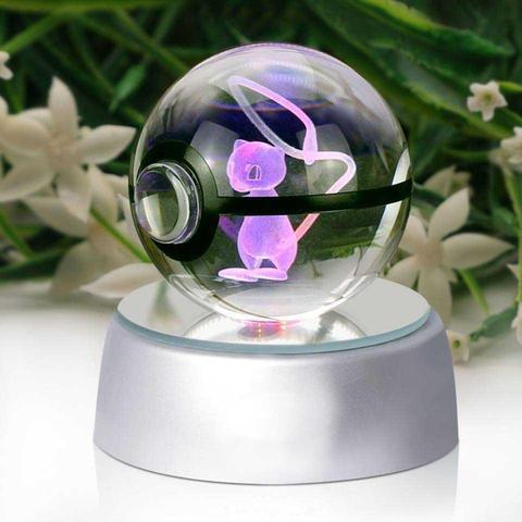 Cheapest and Best Reviews for 3D Pokemon Ball Mew at trendingvip.com