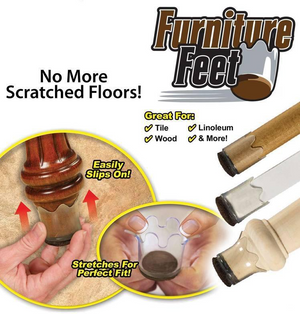 Cheapest and Best Reviews for Furniture Feet Protectors  at trendingvip.com