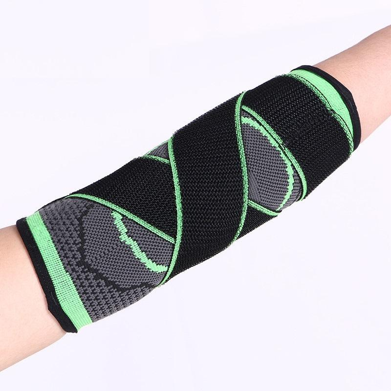 Cheapest and Best Reviews for 3D Sport Elbow Pad  at trendingvip.com