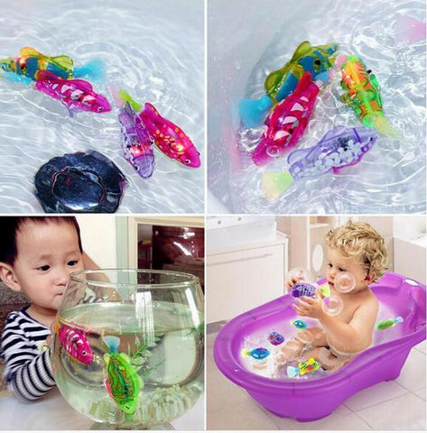 Cheapest and Best Reviews for Amazing LED Fish Toys For Pets/Kids  at trendingvip.com