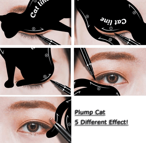 Cheapest and Best Reviews for Cat Eyeliner Stencil  at trendingvip.com