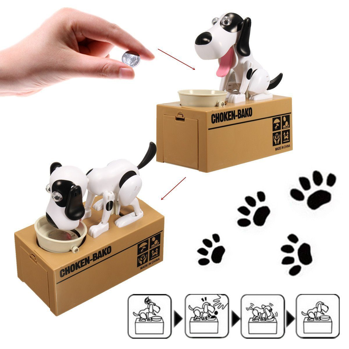 Cheapest and Best Reviews for Dog Coin Bank  at trendingvip.com