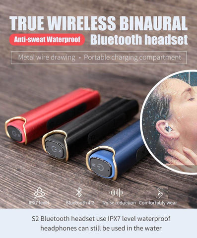 Cheapest and Best Reviews for Anti-sweat waterproof bluetooth headset  at trendingvip.com