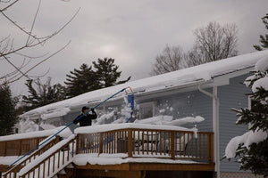 Cheapest and Best Reviews for Easy Roof Snow Removal  at trendingvip.com