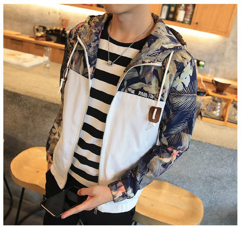 Cheapest and Best Reviews for Floral Autumn Bomber Jacket  at trendingvip.com