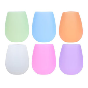 Cheapest and Best Reviews for Anti-Slip Silicone Wine Glass  at trendingvip.com