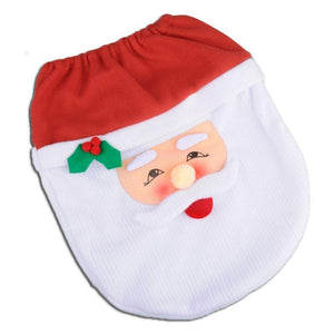 Cheapest and Best Reviews for Christmas Toilet Seat Carpet Bathroom  Decorations  at trendingvip.com