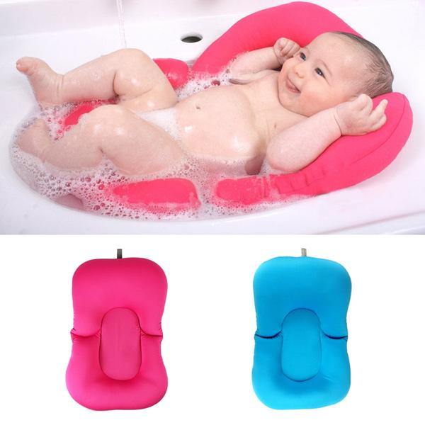 Cheapest and Best Reviews for Baby Air Cushion Bathtub Lounger  at trendingvip.com