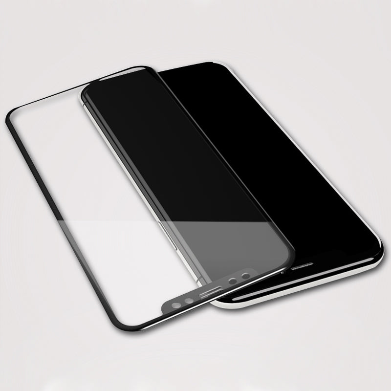 6D Full Cover Tempered Glass For iPhone Gadget, iphone, iphone case, latest, new, Phone, TEMPERED GLASS Trending Vip