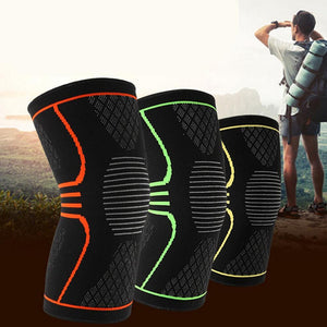 Cheapest and Best Reviews for Elastic Nylon Knee Pad  at trendingvip.com