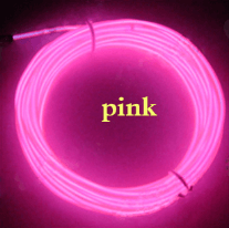 Cheapest and Best Reviews for 3 Meter Neon Light Wire Pink at trendingvip.com