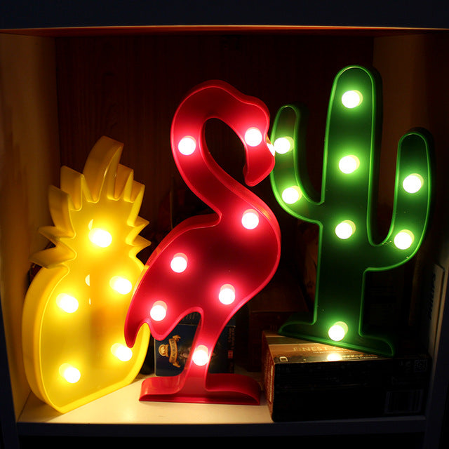 Cheapest and Best Reviews for 3D LED Table Decoration Lamp  at trendingvip.com