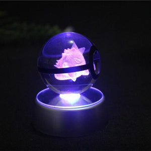 Cheapest and Best Reviews for 3D Pokemon Ball Gengar at trendingvip.com