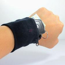Cheapest and Best Reviews for Hand Free Wrist Wallet Black at trendingvip.com