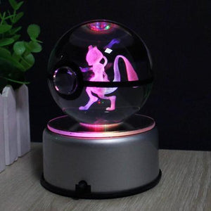Cheapest and Best Reviews for 3D Pokemon Ball Mewtwo at trendingvip.com