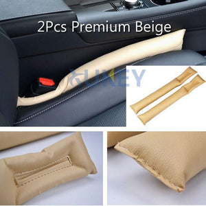 Cheapest and Best Reviews for Leather Car i-Stopper Beige at trendingvip.com