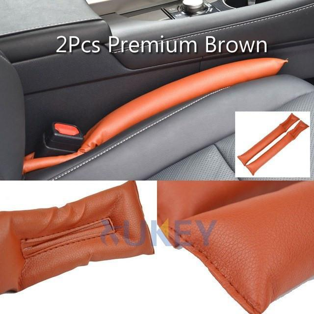 Cheapest and Best Reviews for Leather Car i-Stopper Brown at trendingvip.com