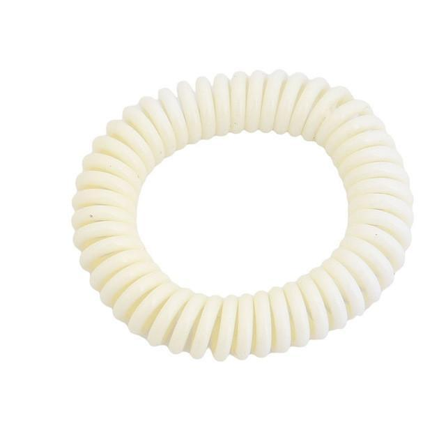 Cheapest and Best Reviews for 10 Mosquitoes Repellent Bracelets white at trendingvip.com