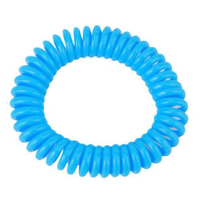 Cheapest and Best Reviews for 10 Mosquitoes Repellent Bracelets blue at trendingvip.com