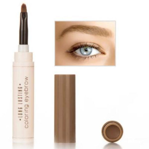 Cheapest and Best Reviews for 2 In 1 Eyebrow Makeup Kit Brown at trendingvip.com
