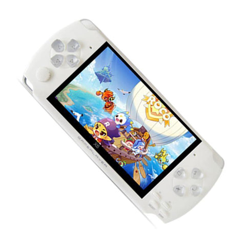 Cheapest and Best Reviews for Childhood Retro Playing Console White at trendingvip.com