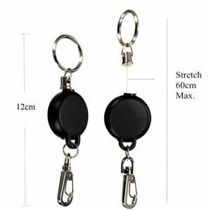 Cheapest and Best Reviews for Badge Reel Retractable Keychain  at trendingvip.com