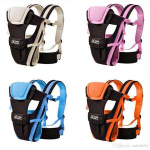 Cheapest and Best Reviews for Breathable 4 in 1 Baby Carrier Blue at trendingvip.com