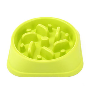 Anti Choke Feeder Bowl