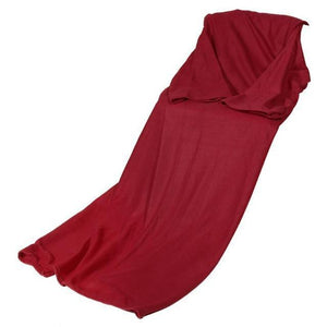 Cheapest and Best Reviews for Blanket with Sleeve Red at trendingvip.com