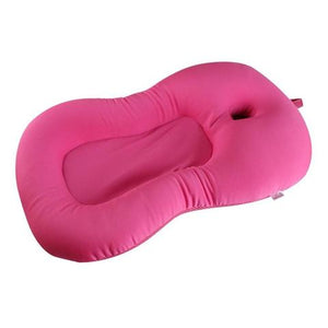 Cheapest and Best Reviews for Baby Air Cushion Bathtub Lounger Pink at trendingvip.com