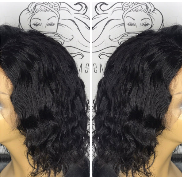 "14"" Loose wave Remi lace front"