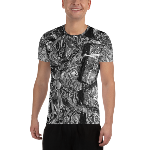 Limited Athletic T-Shirt - Silver