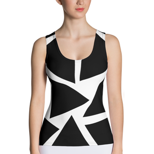 A&F Tank Top - Triangles