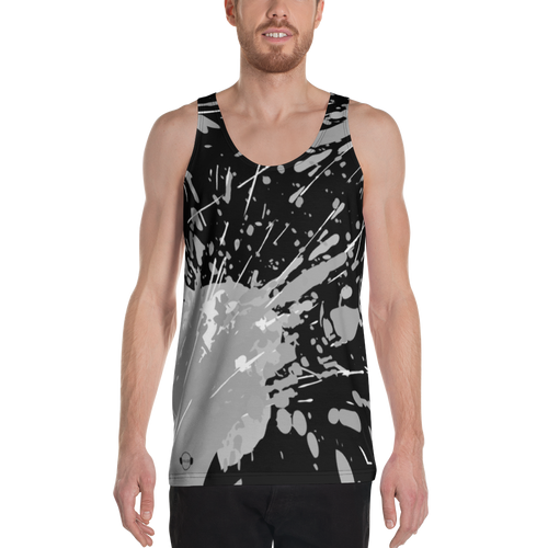 B&W Tank Top - Black Points