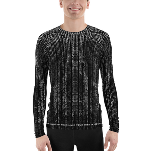 B&W Men's Long Sleeve - Black Ops