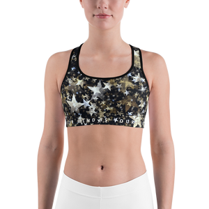 Limited Sports Bra - Silverstar