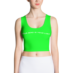 S&N Crop Top - Green
