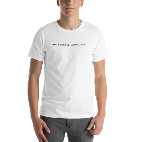 B&W T-Shirt - White