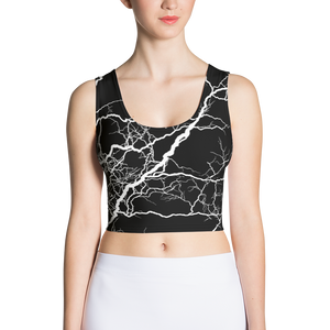 Limited Crop Top - Thunder