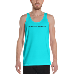 S&N Tank Top - Turquoise