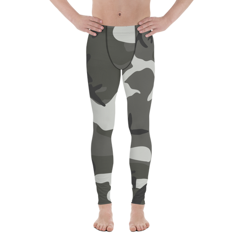 B&W Leggings - Camouflage