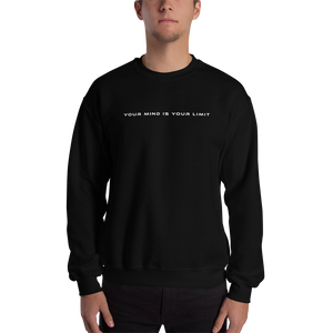 B&W Sweatshirt - Black