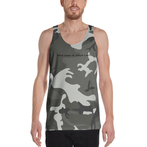 B&W Tank Top - Camouflage