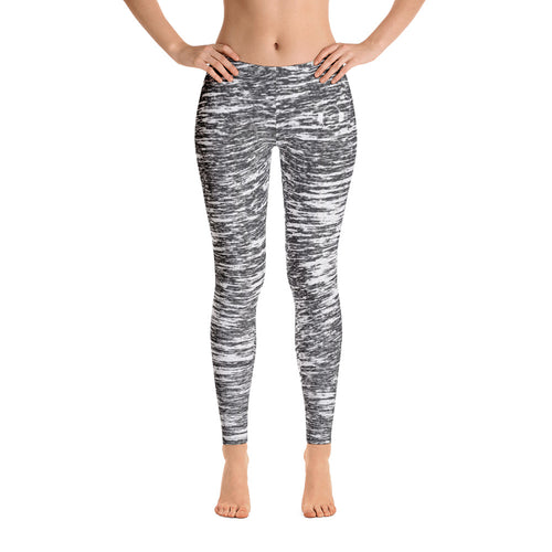 B&W Leggings - Whisper