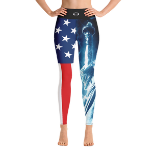 Limited High Waist Legging - USA